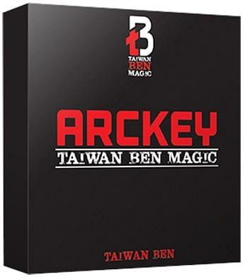 ArcKey Straightening Key - magic