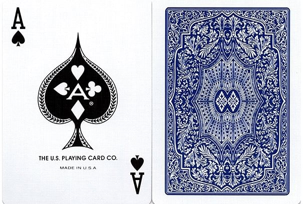 ARRCO Playing Cards - Blue