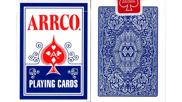 ARRCO Playing Cards - Blue - magic