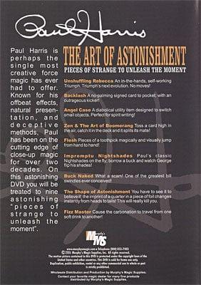Art Of Astonishment