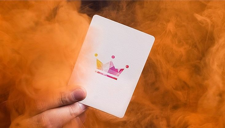 Art of Cardistry Playing Cards - Red Edition