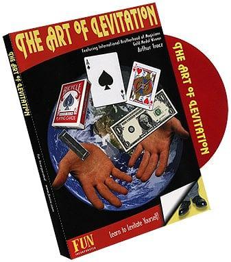 Art of Levitation Arthur Tracz - magic