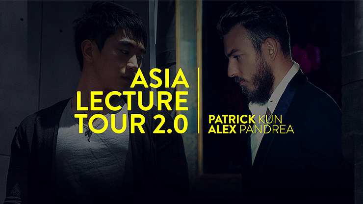 Asia Lecture Tour 2.0 - magic