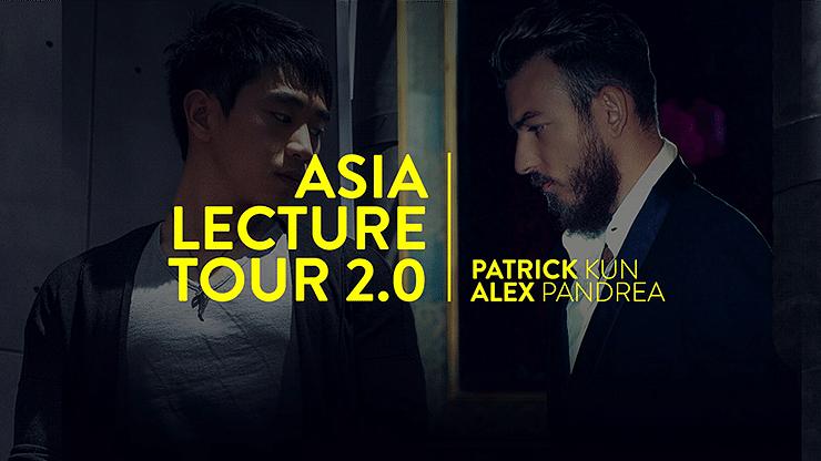 Asia Lecture Tour 2.0 - magic