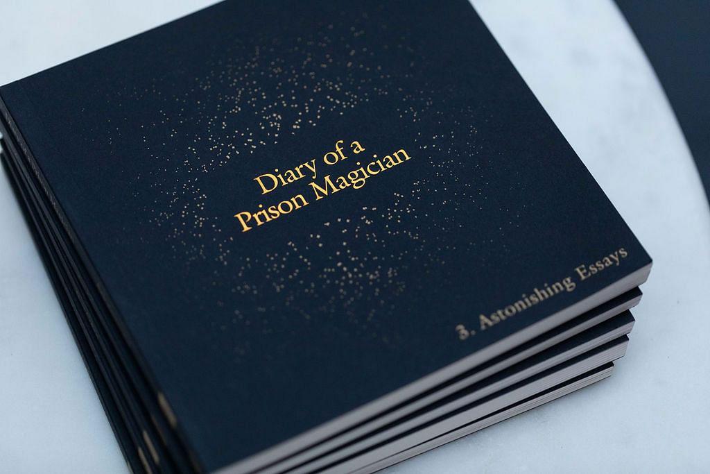 Astonishing Essays - Prison Magician
