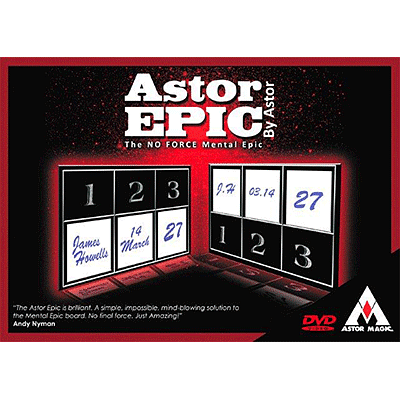 Astor Epic - magic