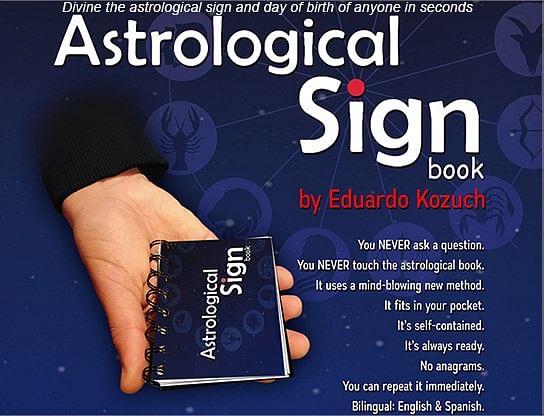 Astrological Sign - magic