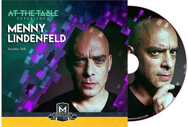 At The Table 2 Live Menny Lindenfeld - magic