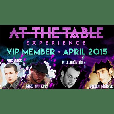 At The Table - April 2015  - magic