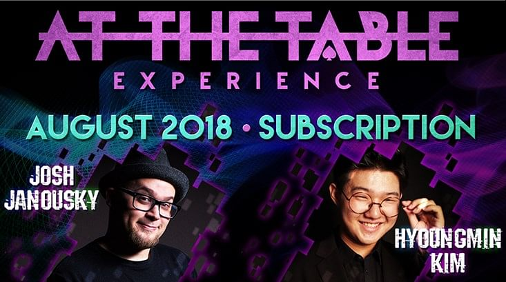 At The Table - August 2018 - magic
