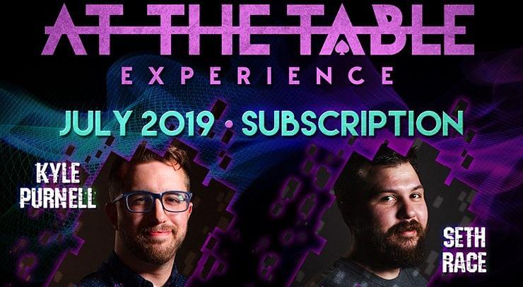 At The Table - July 2019 - magic