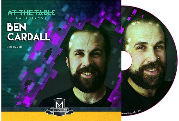 At The Table Live Ben Cardall - magic