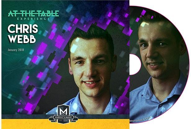 At The Table Live Chris Webb - magic