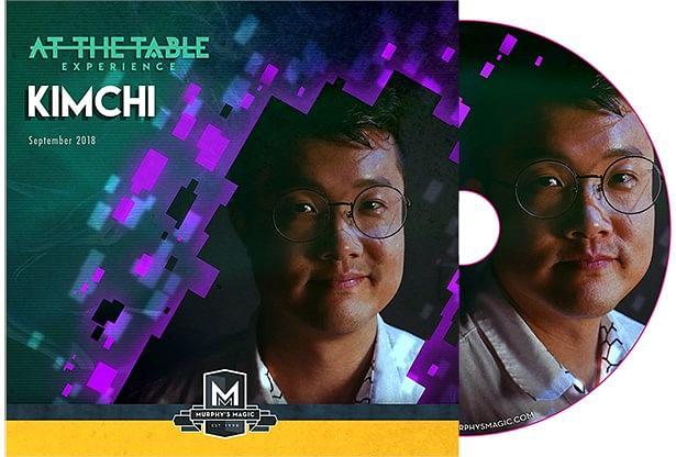 At The Table Live Kimchi DVD - magic