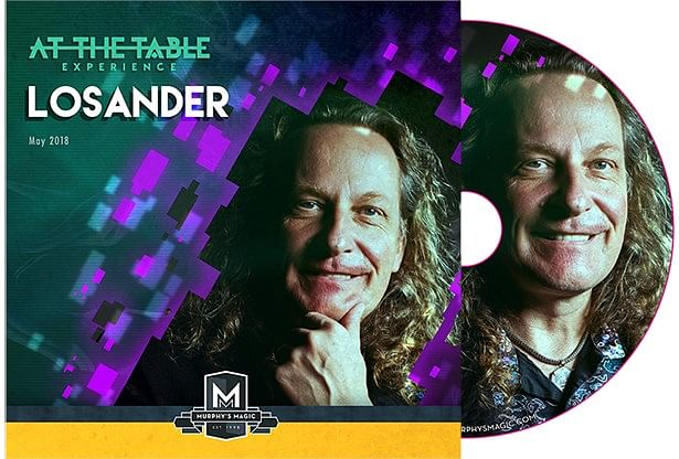 At The Table Live Losander - magic