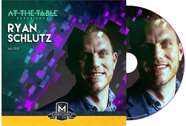 At The Table Live Ryan Schlutz DVD - magic