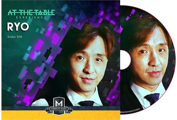 At The Table Live Ryo DVD - magic