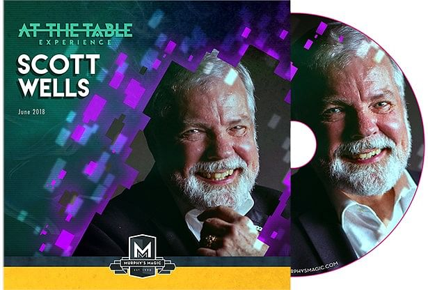 At The Table Live Scott Wells - magic