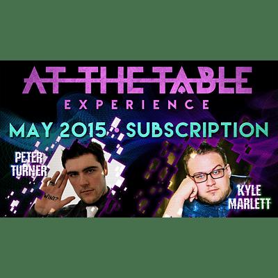 At the Table - May 2015 - magic