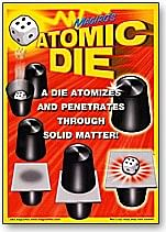 Atomic Die trick - magic