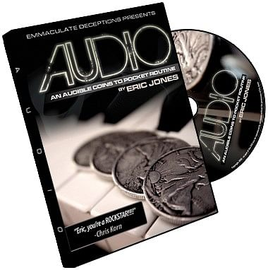 Audio Coins to Pocket - magic