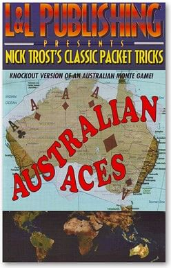 Australian Aces L&L Nick Trost trick - magic