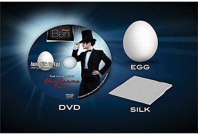 Auto Silk to Egg - magic