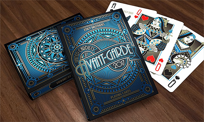 Avant-Garde United Cardists 2017 Playing Cards - magic