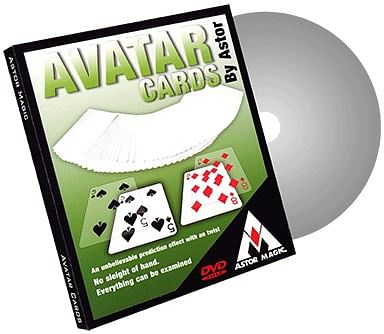 Avatar Cards - magic