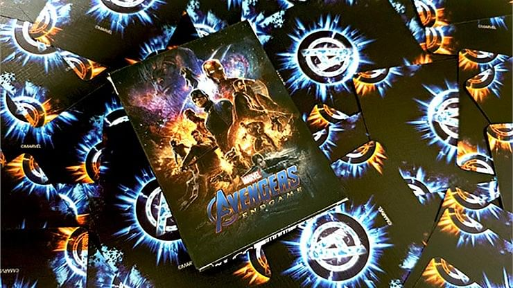 Marvel Avengers Endgame Collectable Playing Cards (Classic Edition) - magic