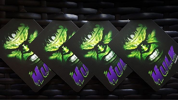 Avengers Hulk Playing Cards