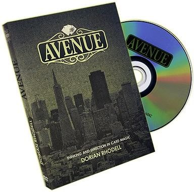 Avenue DVD - magic