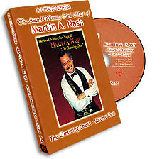 Award Winning Card Magic of Martin Nash - A-1 Volume 2, DVD - magic