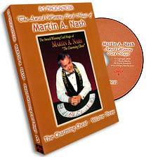 Award Winning Card Magic of Martin Nash - A-1 Volume 3, DVD - magic