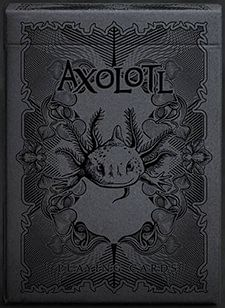 Axolotl Playing Cards - magic
