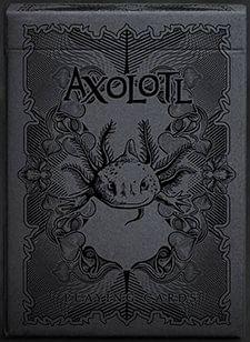 Axolotl Playing Cards - magic
