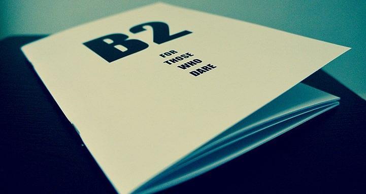B2 - For Those Who Dare - magic
