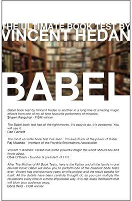 Babel Book Test 2.0 - magic