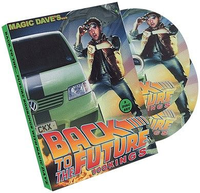 Back to the Future Bookings - magic