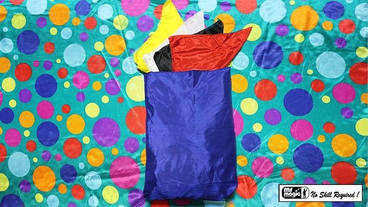 Bag to 'Happy Birthday' Silk