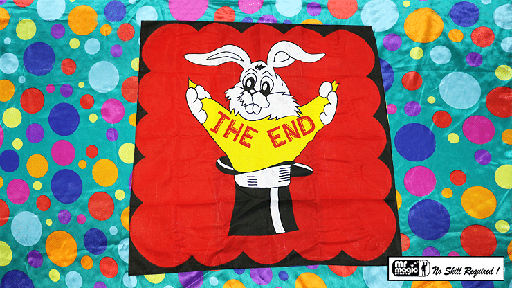 Bag to 'The End' Silk - magic