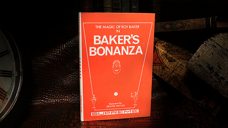 Baker's Bonanza - magic