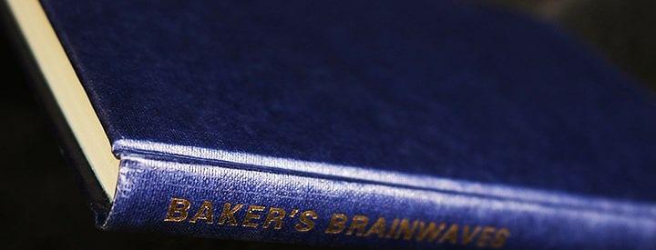 Baker's Brainwaves