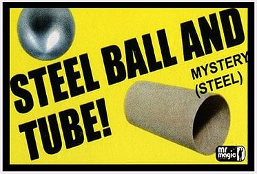 Ball and Tube Mystery - magic