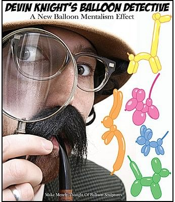 Balloon Detective - magic
