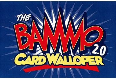 Bammo Card Walloper 2.0 - magic