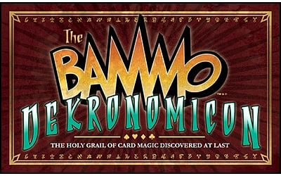 Bammo Dekronomicon - magic