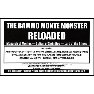Bammo Monte Monster Reloaded - magic