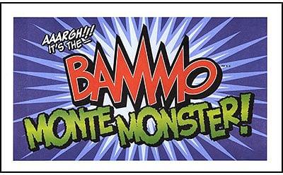 Bammo Monte Monster - magic