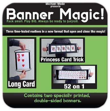 Banner Magic! - magic